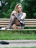 Hayley Marie Coppin -Lunchtime Park Date