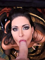Jessica Jaymes blowjob